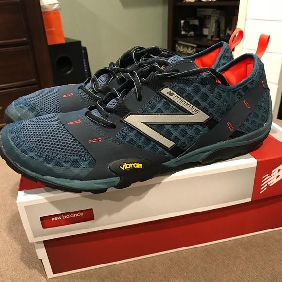 New Balance Minimus Trail Running Shoe Men's NWT